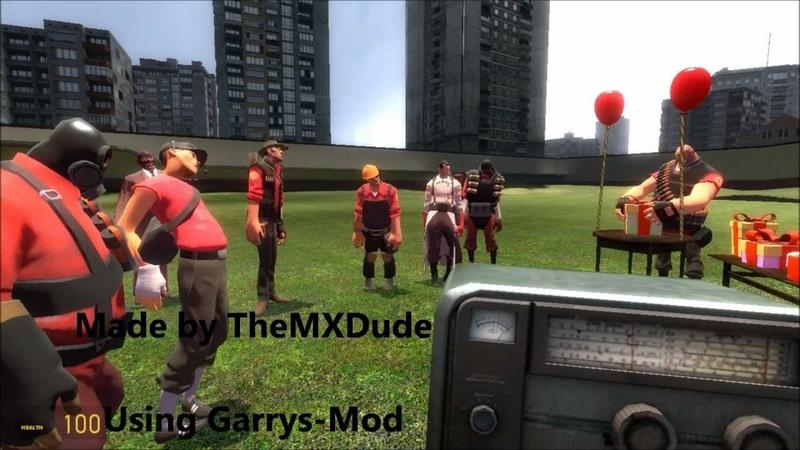 G-MOD Funny Guns