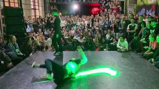 Cyga vs Belka   1/2   NIKE BACKYARD: DANCE CONTEST