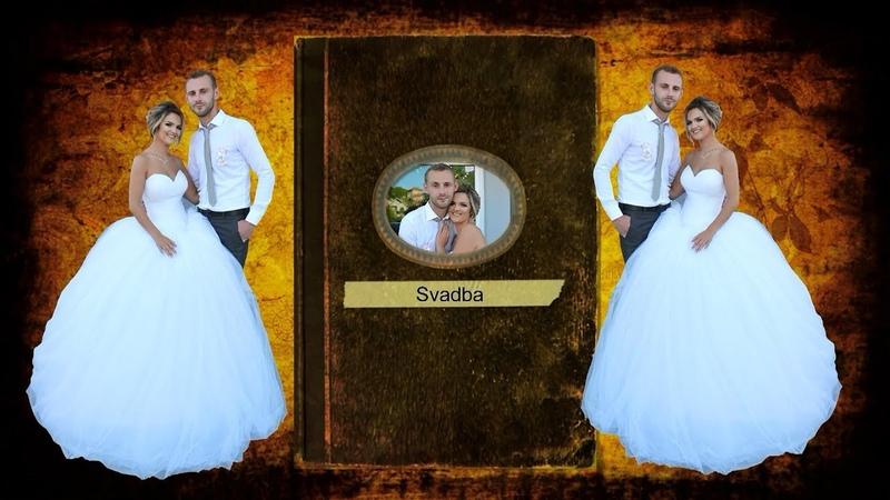 Wedding-Svadba Rasim i Adelisa (1) dio Đurđevik-Noćajevići Muz Nuki Begić 18-08-2019 Asim Snimatelj
