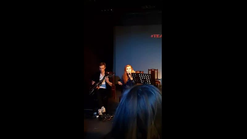 Саша и Маша .Концерт пацанской песни. театр-чё