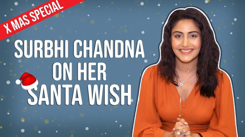 Sanjivani's Surbhi Chandna spills some beans on her Christmas plans | Xmas Special
