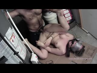 Bondage sex slave (blonde, bondage, cumshot, bdsm, orgasm, fetish, porn, blowjob, hardcore, домашнее, бондаж, бдсм)