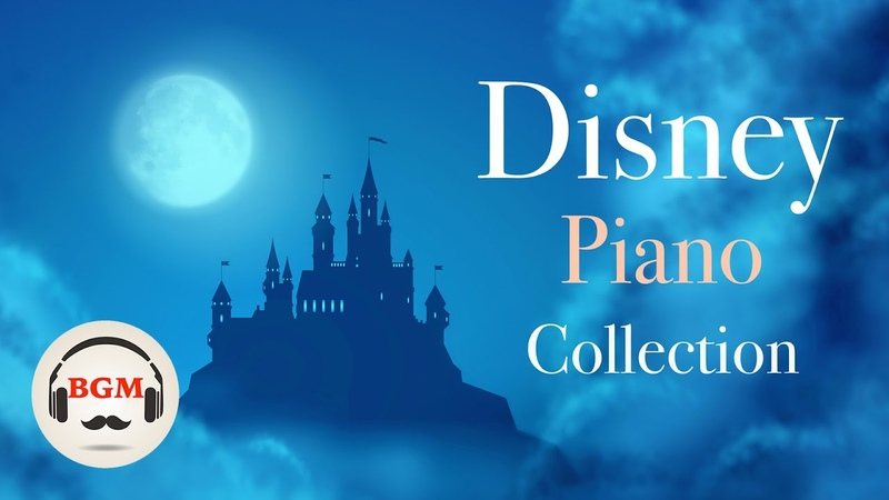 Disney Piano Collection - Relaxing Piano Music - Music For Relax, Study, Work