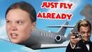 Tons Of Greta Thunberg s Entourage Flying So She Can Virtue Signal