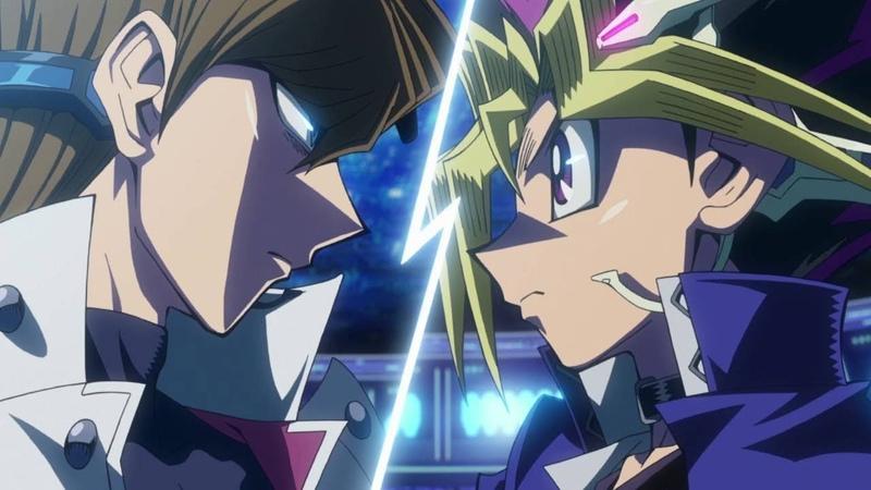 Yugi VS Kaiba Round 4 AMV
