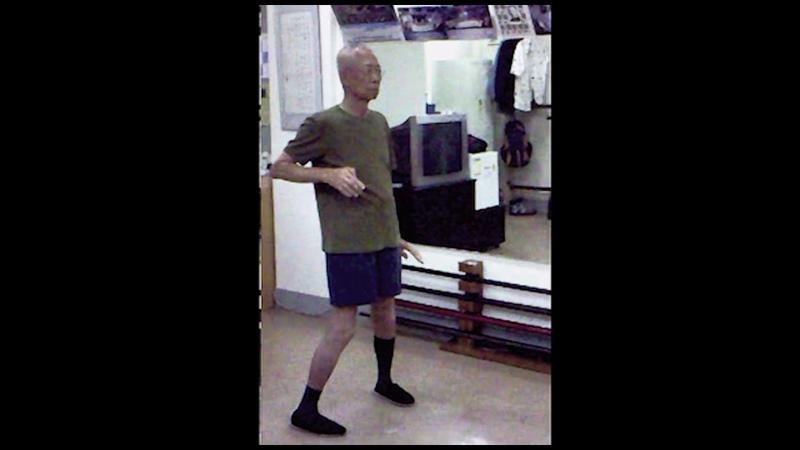 Wing Chun 's King of Siu Nim Tao rare footage