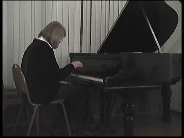 Музыкальная Атлантида ПУТНИКИ В НОЧИ Кепферт Б Андрей Катичев за роялем