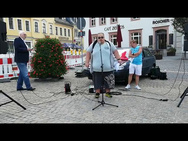 15.06.2020 Annaberg- Buchholz Spazieren ist gesund... Gastbeitrag von K-H-Böhm...👍👍👍