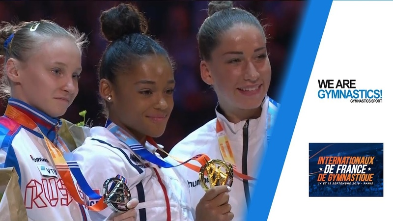 2019 Paris Artistic Gymnastics Challenge Cup – Highlights Women's competition