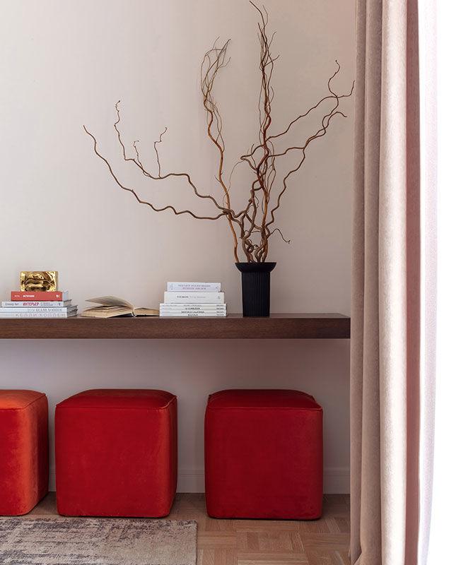 Данара Ахметова: спокойный интерьер для сдачи в аренду