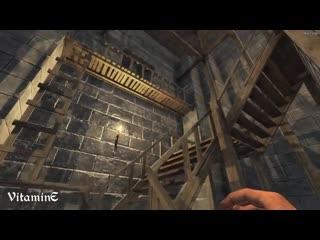 7 days to die | medieval castle tower | средневековая башня замка