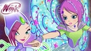 Winx Club All the Tecna's transformations up to COSMIX from SEASON 1 to 8