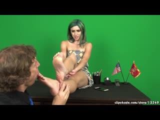 Nikki next foot worship #femdom #fetish #foot #footfetish #goddess #mistress #slave #ballbusting #spitting #humilliation