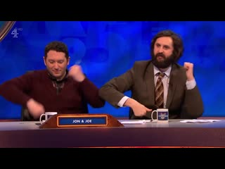 8 out of 10 cats does countdown 17x07 katherine ryan, joe wilkinson, adam riches