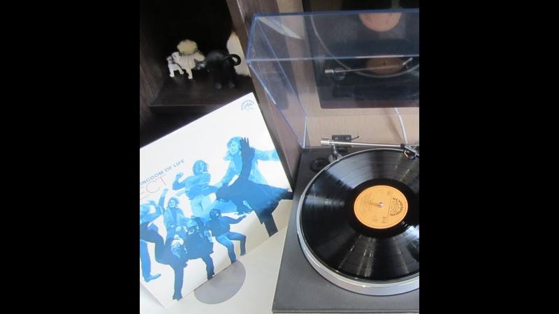 The Blue Effect FULL LP Kingdom Of Life