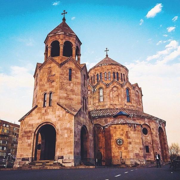 Прямые рейсы в Армению (Ереван) за 7700 туда-обратно из Москвы