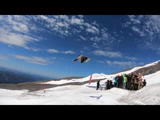 Ldoh hot laps - session 4 high cascade snowboarding