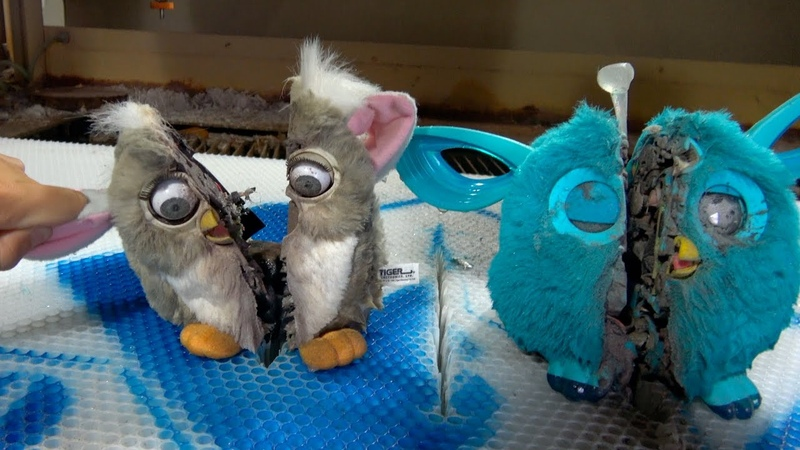 What's inside a Furby Connect