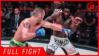 Full Fight   Derek Campos vs. Daniel Straus - Bellator 226