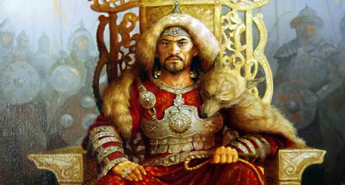 Повелитель монголов