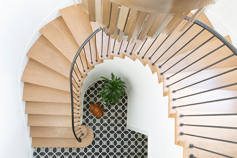Чистые и лёгкие современные интерьеры от Regan Baker Design || 02