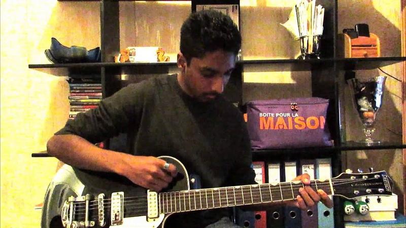Hillsong Still lead guitar