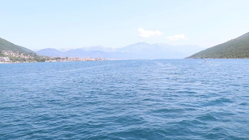 Морская прогулка по Боко-Которскому заливу