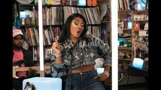 Megan Thee Stallion: NPR Music Tiny Desk Concert
