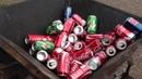 Бизнес добыча алюминия, переработка банок Колы и Пива