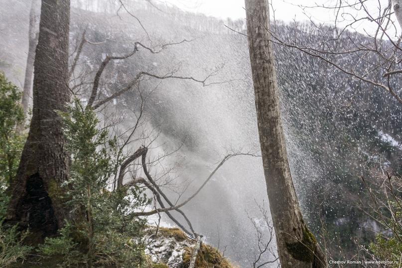 29 февраля | Монахов водопад | Встречаем весну, изображение №2