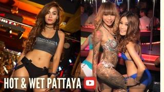 Walking Street Pattaya  After Mid Night - Pattaya Night Life