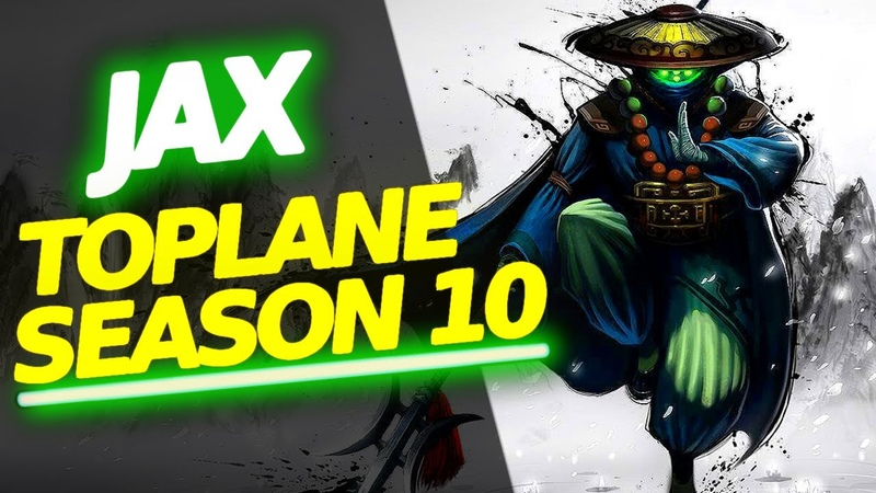 COME GIOCARE JAX TOP IN SEASON 10 Build e Rune per Jax Top 🔥League of Legends ita