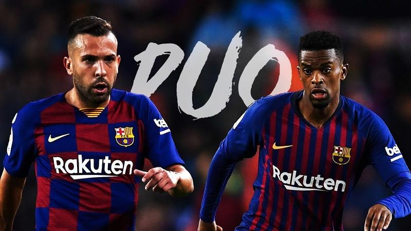 Jordi Alba - Nelson Semedo • The Duo • Goals - Assists • 2019-2020 • HD