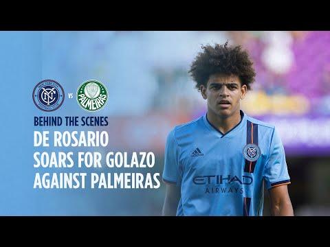 BEHIND THE SCENES | NYCFC vs. Palmeiras | 01.18.20