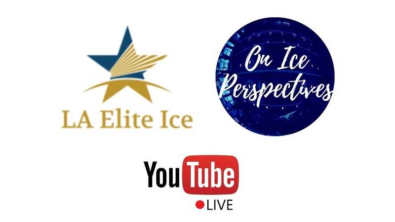 *LIVE* (Aug 3) Virtual Skating Exhibition with L.A. Elite Ice On Ice Perspectives