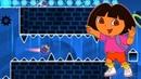Geometry Dash | Dora The Explorer Full Layout (Cut)