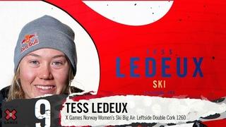 TESS LEDEUX: #9   X Games 2019 Top 10 Moments