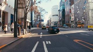 Tokyo Cycling Tour in Minato-ku and Chiyoda-ku | Bike Ride POV - 4K 60fps