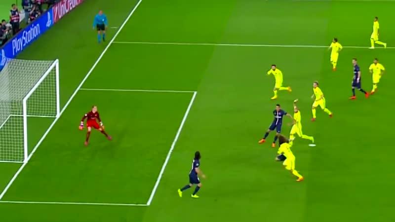 Barcelona 3-1 PSG 2015