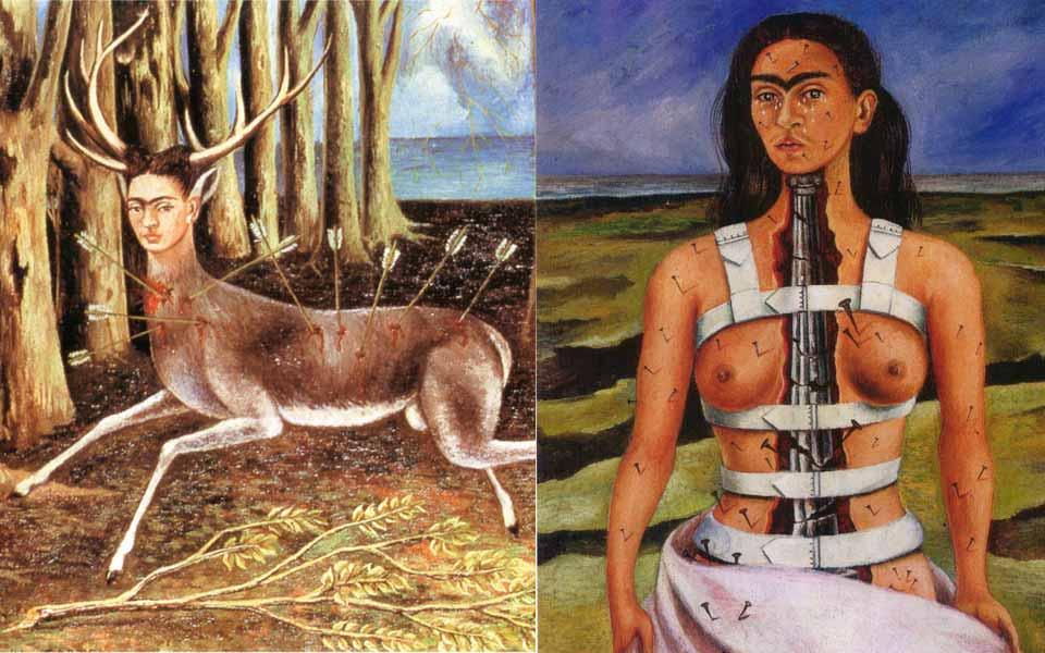 Фрида Кало. Женское лицо сюрреализма