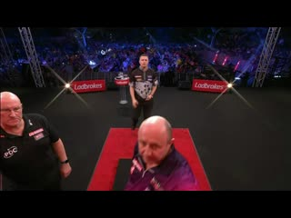 James Wilson vs Chris Dobey (PDC Players Championship Finals 2019/ Round 2)