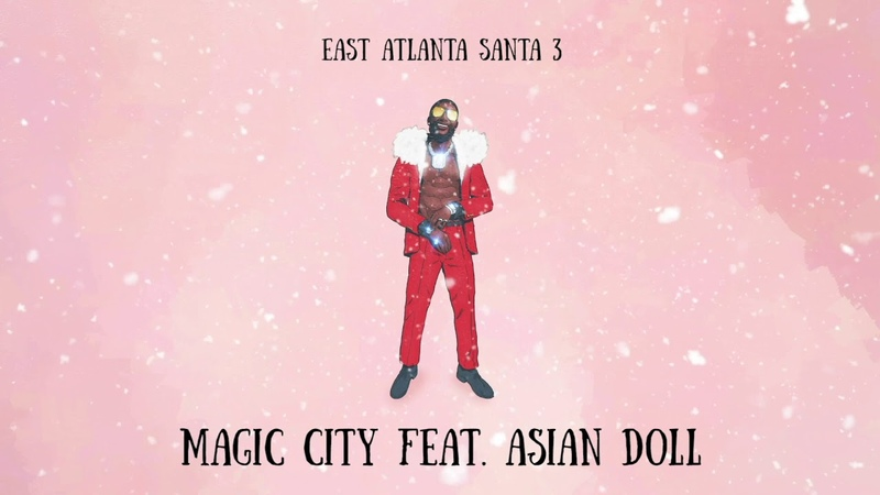Gucci Mane - Magic City feat. Asian Doll [Official Audio]