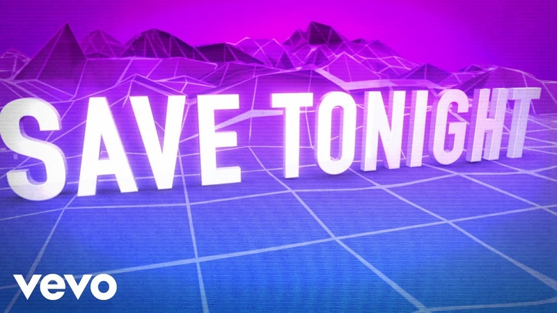 JAYDDYN - Save Tonight (Lyric Video) ft. Pearl Andersson