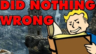 The Creation Engine Did Nothing Wrong   It's Bethesda!   Morrowind to Fallout 76