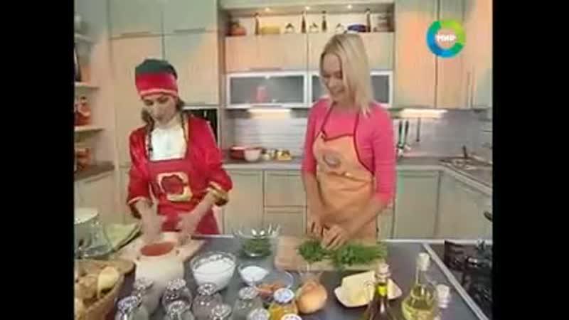 😋🥗Вкусный Мир.Лезгинская Кухня