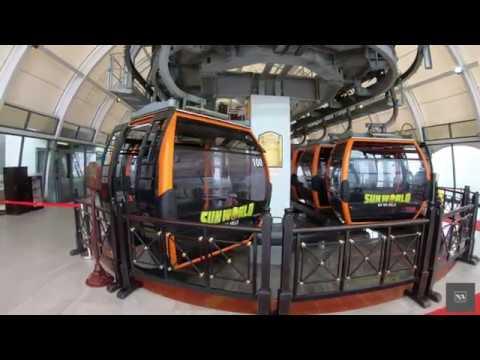 World's longest cable car BANA HILLS 2020 Episode 3 2 Full version