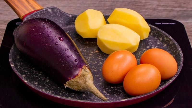 Sólo unos cuantos ingredientes y un sartén. Una cena rápida y ligera.  Cookrate - Español