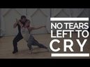 Ariana Grande No Tears Left To Cry Armen Way Choreography