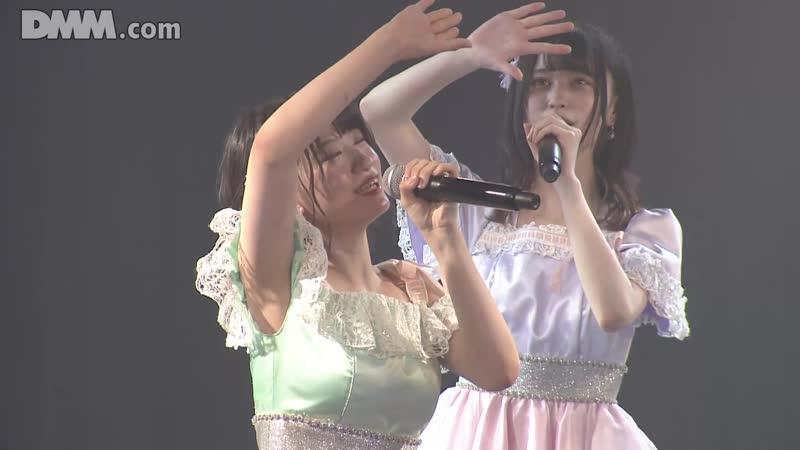 NMB48 Team BII 2 Ban me no Door @ 190618 NMB48 Stage BII5