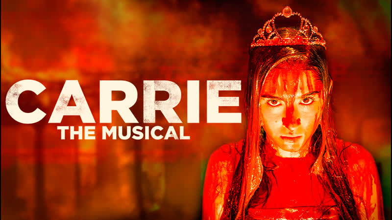 Carrie the Musical 2012 год Off Broadway Revival